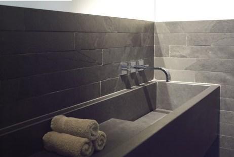 Natuursteen Voor Badkamer : Natuursteen in badkamer u devolonter